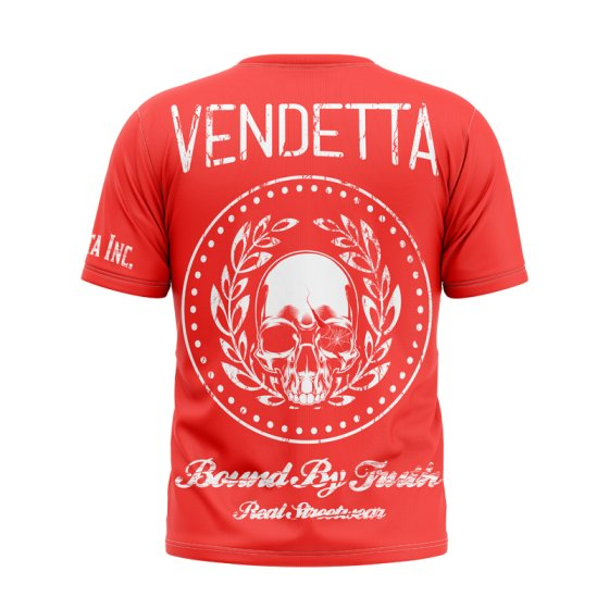 Vendetta Inc. Shirt Bound rot