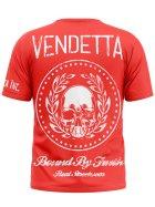 Vendetta Inc. Shirt Bound 1006 red