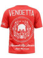 Vendetta Inc. Shirt Bound 1006 red