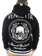 Vendetta Inc. Sweatshirt Bound 4002  black 3XL