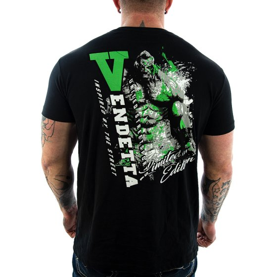 Vendetta Inc. Shirt V-Sports2 1046 schwarz S