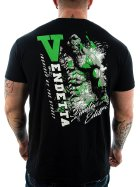 Vendetta Inc. Shirt V-Sports2 1046 schwarz XL