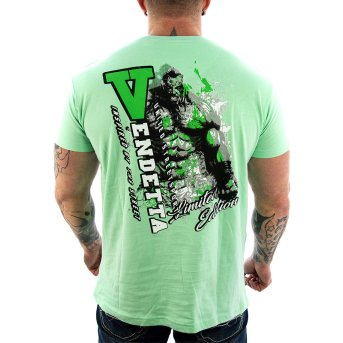 Vendetta Inc. Shirt V-Sports2 1046 mint S