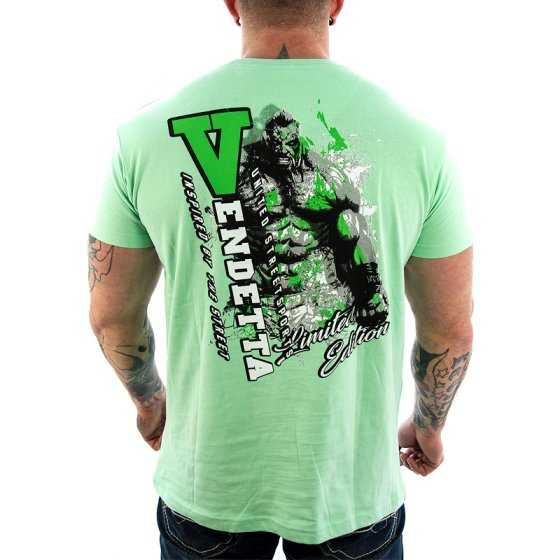 Vendetta Inc. Shirt V-Sports2 1046 mint XXL
