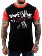 Vendetta Inc. Shirt Streetfighter Tape 1049 black XL