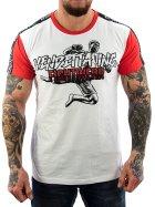 Vendetta Inc. Shirt Streetfighter Tape 1049 weiß S