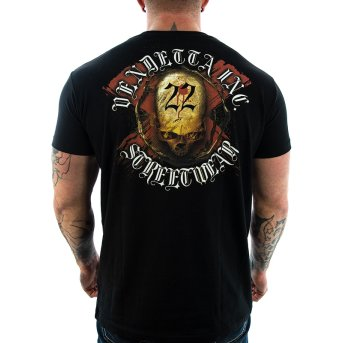 Vendetta Inc. Shirt Blood 22 1050 schwarz S