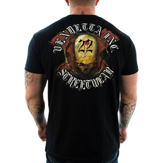 Vendetta Inc. Shirt Blood 22 1050 schwarz 3XL
