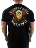 Vendetta Inc. Shirt Blood 22 1050 black 3XL