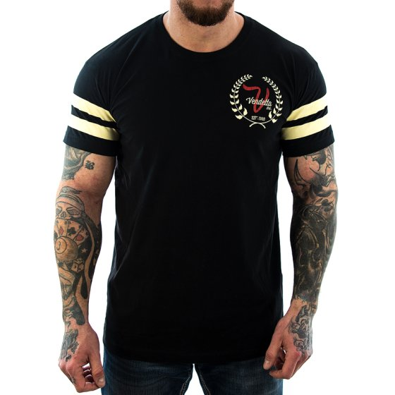 Vendetta Inc. Shirt Crush 1051 black