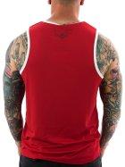 Vendetta Inc. Tanktop Inc. Sports 6001 red