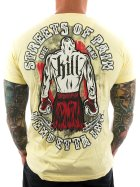 Vendetta Inc. Shirt Street of Pain 1064 yellow M