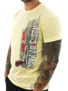Vendetta Inc. Shirt Street of Pain 1064 gelb L