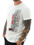 Vendetta Inc. Shirt Streets of Pain 1064 weiß
