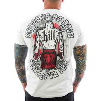 Vendetta Inc. Shirt Streets of Pain 1064 weiß S