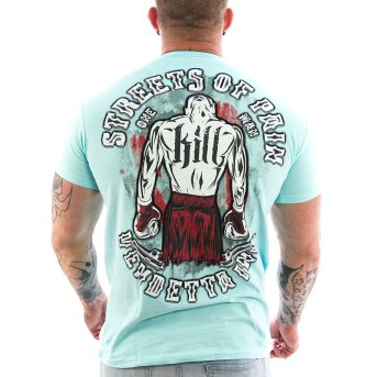 Vendetta Inc. Shirt Streets of Pain 1064 blau S