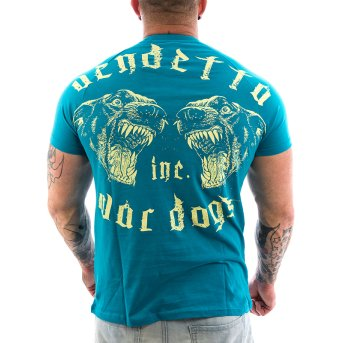 Vendetta Inc. Shirt War Dogs 1065 indigo S