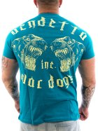 Vendetta Inc. Shirt War Dogs 1065 indigo 3XL