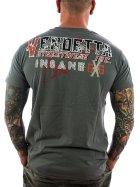 Vendetta Inc. Shirt Insane 1072 antracite