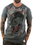 Vendetta Inc. Shirt Insane 1072 antrazit M