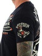 Vendetta Inc. Shirt Family Business 1070 black