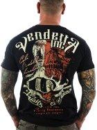 Vendetta Inc. Shirt Family Business 1070 schwarz M