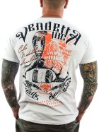 Vendetta Inc. Shirt Family Business 1070 white M