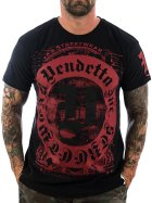 Vendetta Inc. Shirt Blood Logo 1074 schwarz 3XL