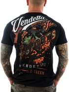 Vendetta Inc. Shirt X-Sports 1073 black L