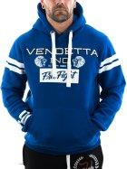 Vendetta Inc. Hoodie Free Fight VD-4009 navy