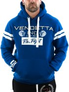 Vendetta Inc. Hoodie Free Fight 4009 navy 4XL