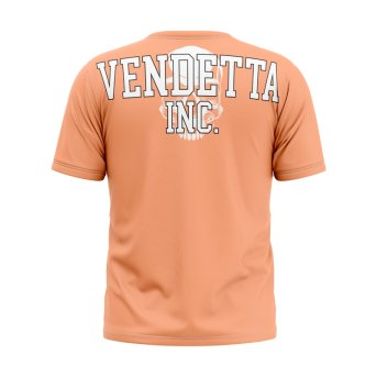 Vendetta Inc. Street Fighter II Shirt VD-1079 papaya  S