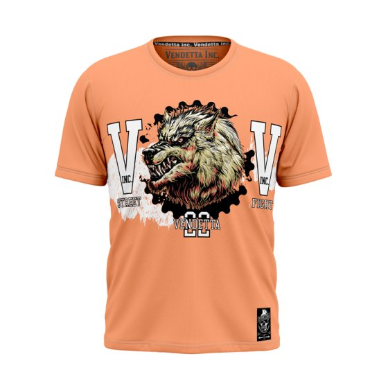 Vendetta Inc. Street Fighter II Shirt VD-1079 punch M