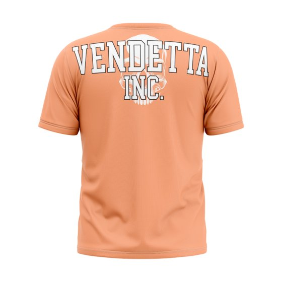 Vendetta Inc. Street Fighter II Shirt VD-1079 punch L
