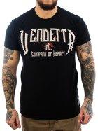Vendetta Inc. Ready to War Shirt 1080 schwarz
