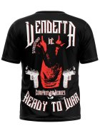 Vendetta Inc. Ready to War Shirt schwarz 4XL