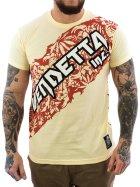 Vendetta Inc. Dark Side Shirt 1081 light gelb