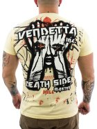 Vendetta Inc. Dark Side Shirt VD-1081 light gelb 4XL