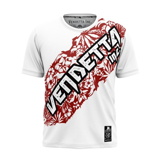 Vendetta Inc. Dark Side Shirt VD-1081 white XL