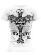 Vendetta Inc. Shirt Free Skull VD-0003 weiss XL