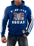 Vendetta Inc. Sweatshirt Squad VD-3005 navy