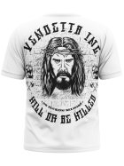 Vendetta Inc. Shirt Jesus weiß