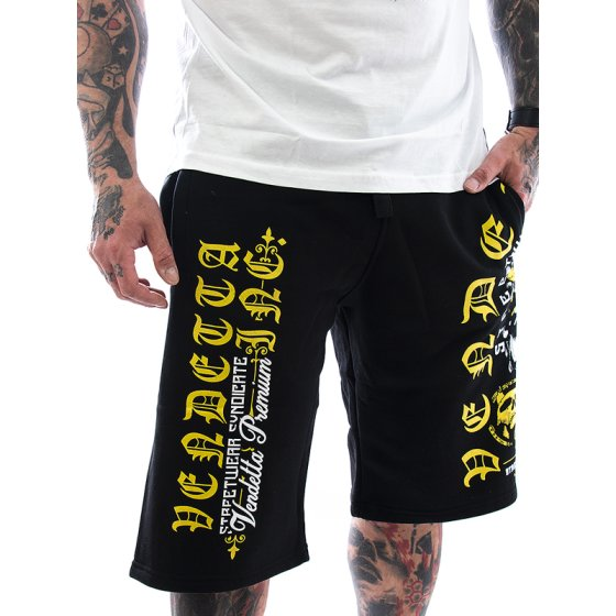 Vendetta Inc. Short Syndicate schwarz XXL