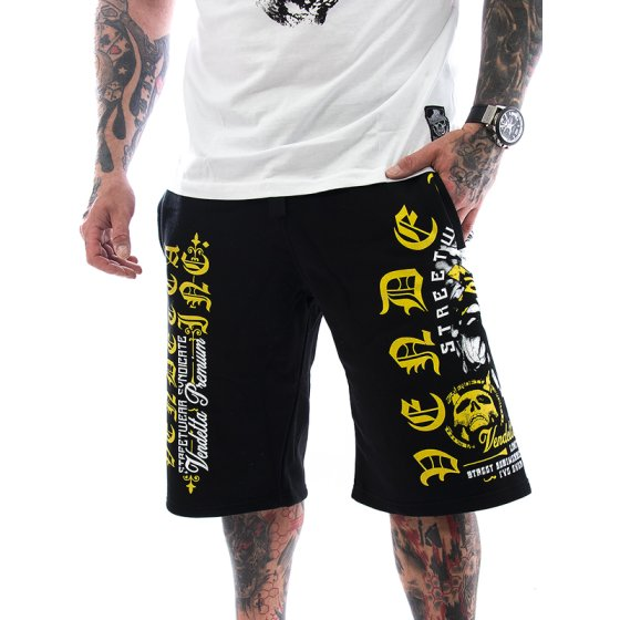 Vendetta Inc. Short Syndicate schwarz 3XL