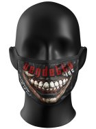 Vendetta Inc Maske Two Face schwarz