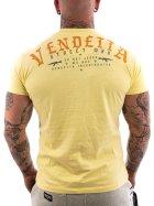 Vendetta Inc. Judge Shirt hellgelb