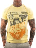Vendetta Inc. Judge Shirt hellgelb 5XL
