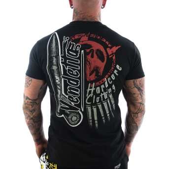 Vendetta Inc. Born 2 Kill Shirt schwarz S