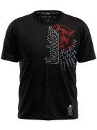 Vendetta Inc. Streetwear Born 2 Kill Men Shirt black M