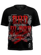 Vendetta Inc. Streetwear Bad Blood Men Shirt black M